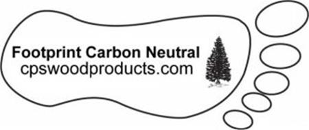 FOOTPRINT CARBON NEUTRAL CPSWOODPRODUCTS.COM
