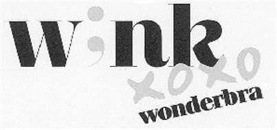 W;NK XOXO WONDERBRA
