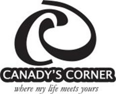 CC CANADY'S CORNER WHERE MY LIFE MEETS YOURS