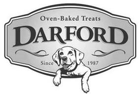 DARFORD OVEN-BAKED TREATS SINCE 1987