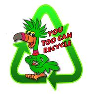 YOU TOO CAN RECYCLE