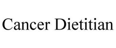 CANCER DIETITIAN