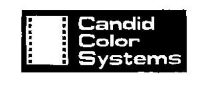 CANDID COLOR SYSTEMS