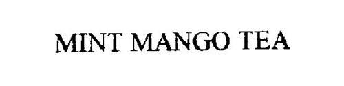 MINT MANGO TEA
