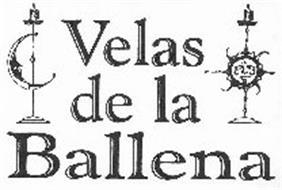 VELAS DE LA BALLENA