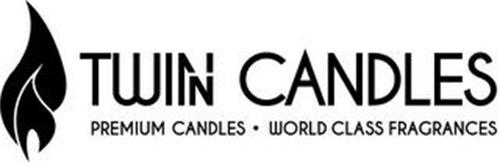 TWINN CANDLES PREMIUM CANDLES · WORLD CLASS FRAGRANCES