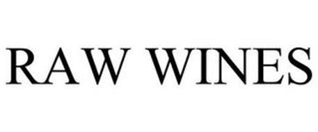 RAW WINES