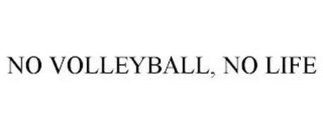 NO VOLLEYBALL, NO LIFE