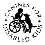 CANINES FOR DISABLED KIDS