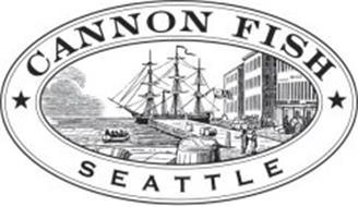 Cannon fish seattle trademark of cannon fish company for Cannon fish company