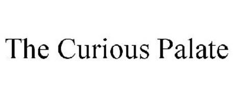 THE CURIOUS PALATE