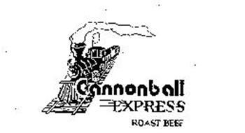 CANNONBALL EXPRESS ROAST BEEF
