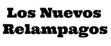 LOS NUEVOS RELAMPAGOS