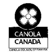 CANOLA CANADA CANOLA COUNCIL OF CANADA