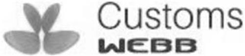 CUSTOMS WEBB