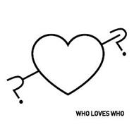 WHO LOVES WHO