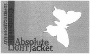ABSOLUTE LIGHT JACKET SOPHISTICATED IN ITALY CANTARELLI