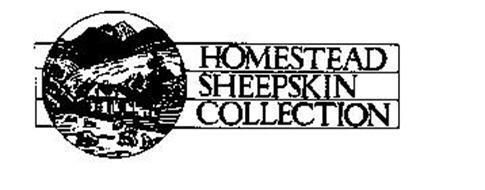 HOMESTEAD SHEEPSKIN COLLECTION