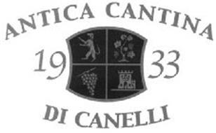 ANTICA CANTINA DI CANELLI 1933