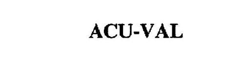 ACU-VAL