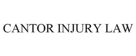 CANTOR INJURY LAW