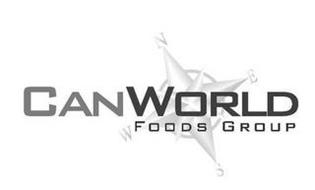 CANWORLD FOODS GROUP