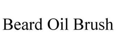 BEARD OIL BRUSH