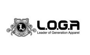 L L.O.G.A LEADER OF GENERATION APPAREL
