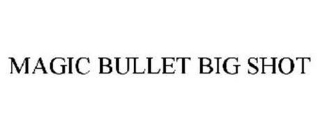 MAGIC BULLET BIG SHOT