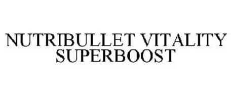 NUTRIBULLET VITALITY SUPERBOOST