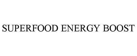 SUPERFOOD ENERGY BOOST