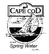 CAPE COD NATURAL SPRING WATER OZONATED