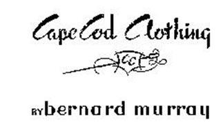 CAPE COD CLOTHING BY BERNARD MURRAY CC