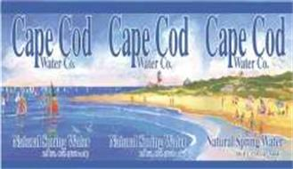 CAPE COD WATER CO. NATURAL SPRING WATER