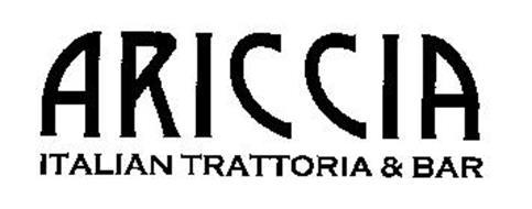 ARICCIA ITALIAN TRATTORIA & BAR
