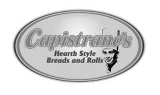 CAPISTRANO'S HEARTH STYLE BREADS AND ROLLS