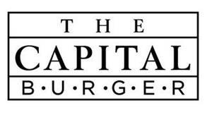 THE CAPITAL B · U· R · G · E · R