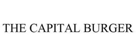 THE CAPITAL BURGER