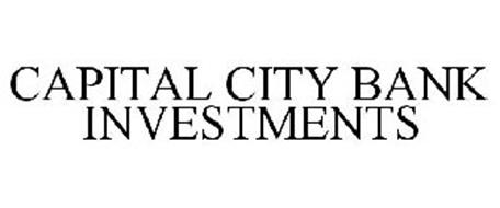 CAPITAL CITY BANK INVESTMENTS