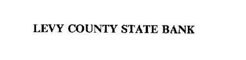 LEVY COUNTY STATE BANK