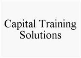 CAPITAL TRAINING SOLUTIONS