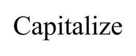 CAPITALIZE