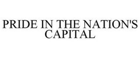 PRIDE IN THE NATION'S CAPITAL
