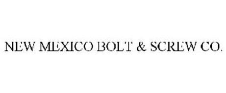 NEW MEXICO BOLT & SCREW CO.