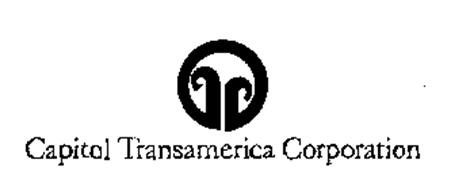 CAPITOL TRANSAMERICA CORPORATION Trademark of CAPITOL ...