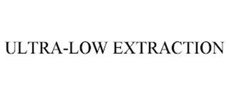 ULTRA-LOW EXTRACTION