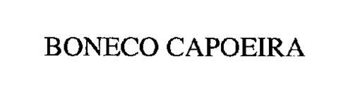 BONECO CAPOEIRA