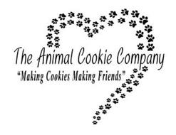 "THE ANIMAL COOKIE COMPANY ""MAKING COOKIES MAKING FRIENDS"""