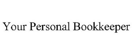 YOUR PERSONAL BOOKKEEPER