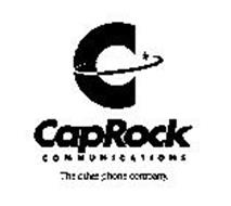 C CAPROCK COMMUNICATIONS THE OTHER PHONE COMPANY.